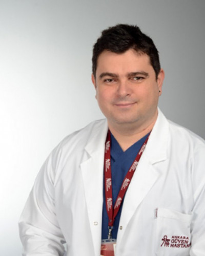 Uzm. Dr. Mahir Şahin