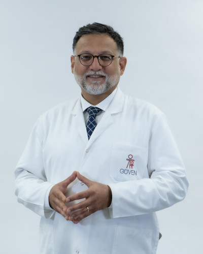 Prof. Dr. Berkant Özpolat